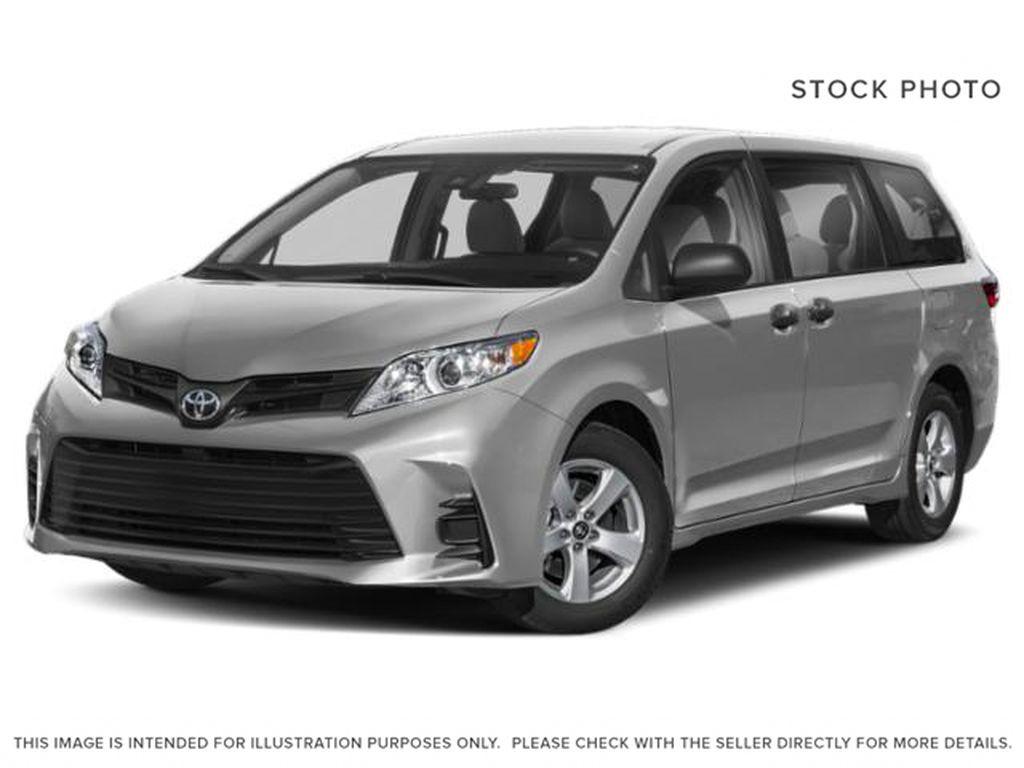 2020 Toyota Sienna SIENNA LE FWD 8-PASS