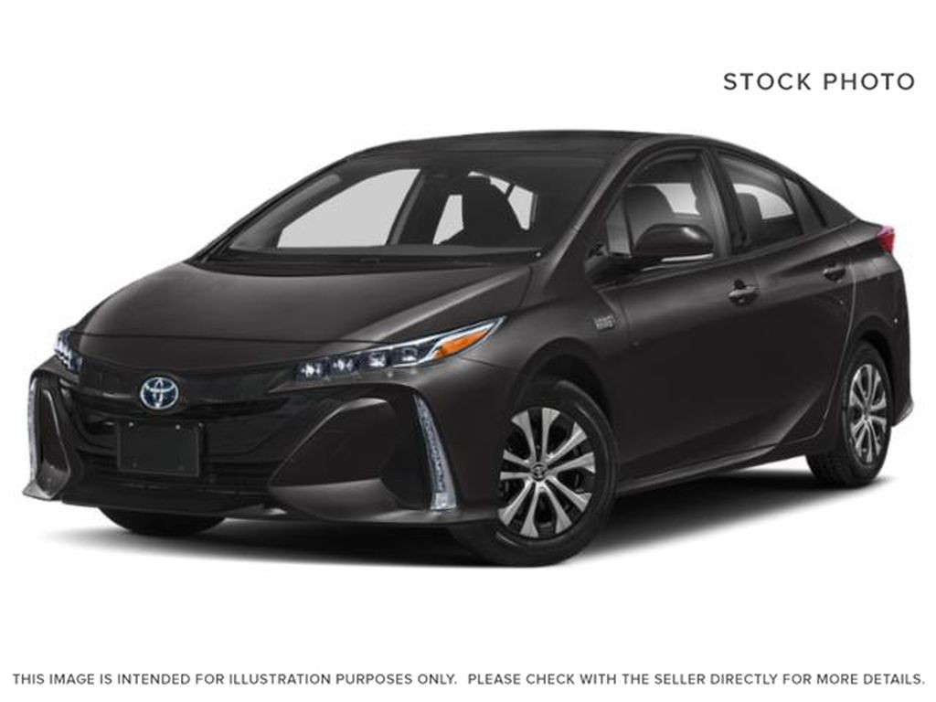 2020 Toyota Prius Prime PRIUS PRIME UPGRADE