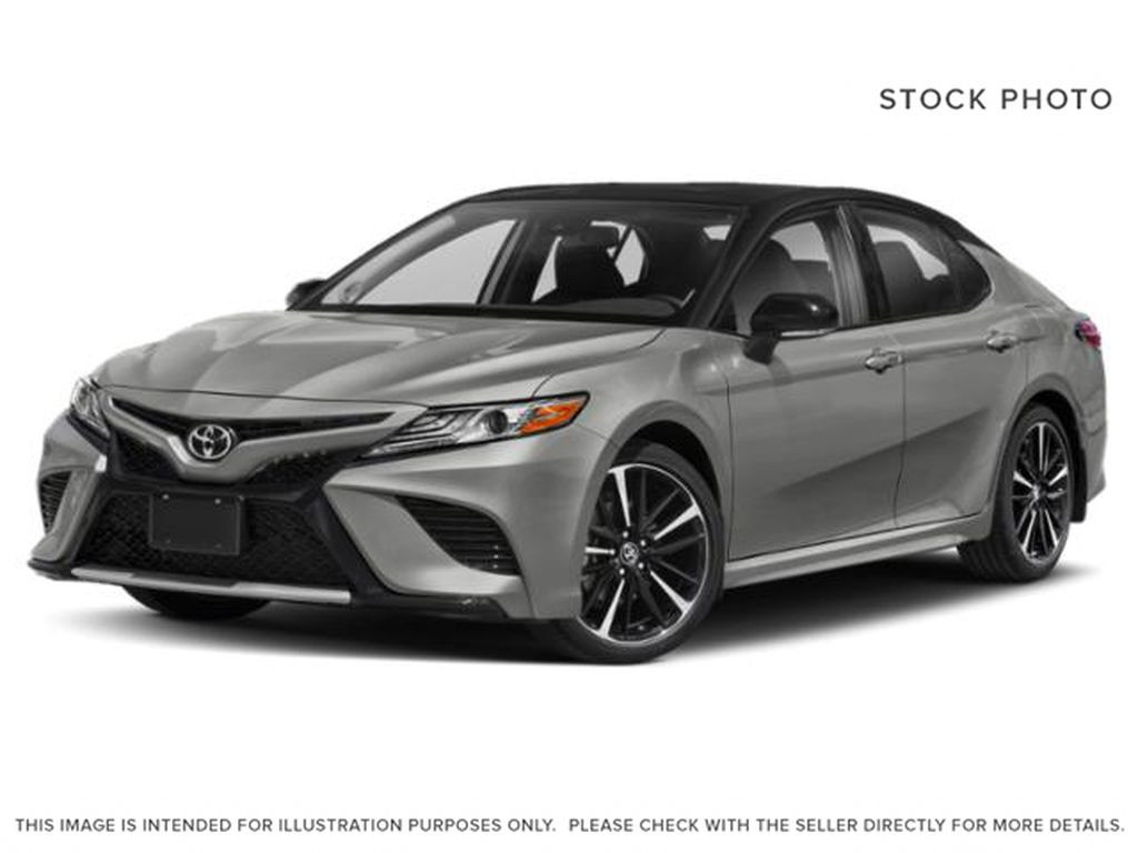 2020 Toyota Camry CAMRY XSE