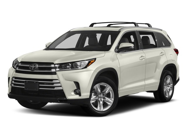 2018 Toyota Highlander AWD Limited
