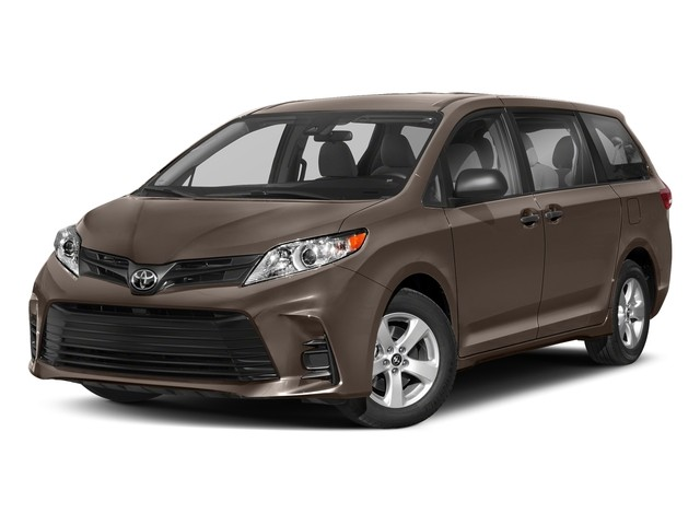 2018 Toyota Sienna LIMITED PACKAGE