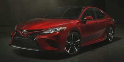 2019 Toyota Camry XSE, Two Tone, RED LEATHER