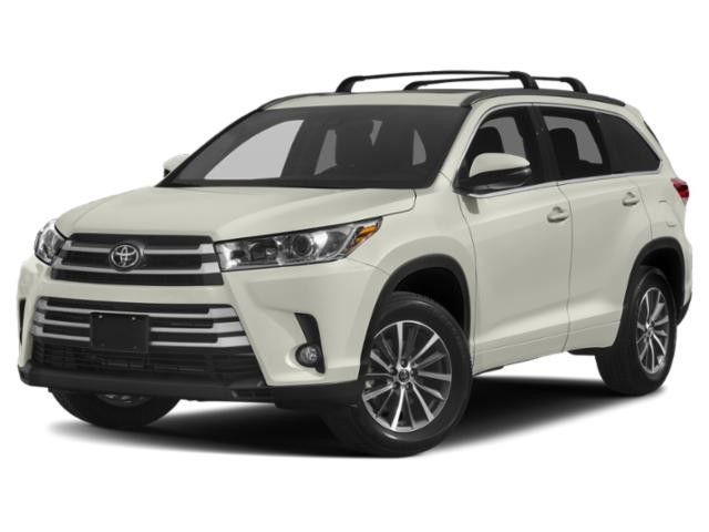 2019 Toyota Highlander Nightshade, DEMO