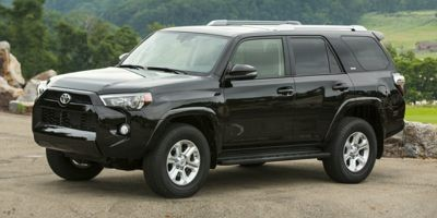 2020 Toyota 4Runner Limited 4WD, 7 Passengers